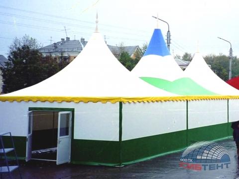Классические тенты и шатры