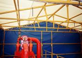 Ангары для нефтегазовой отрасли