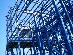 Использование металла при производстве быстровозводимых конструкций