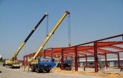Возведение хозяйственных зданий и сооружений из металлоконструкций